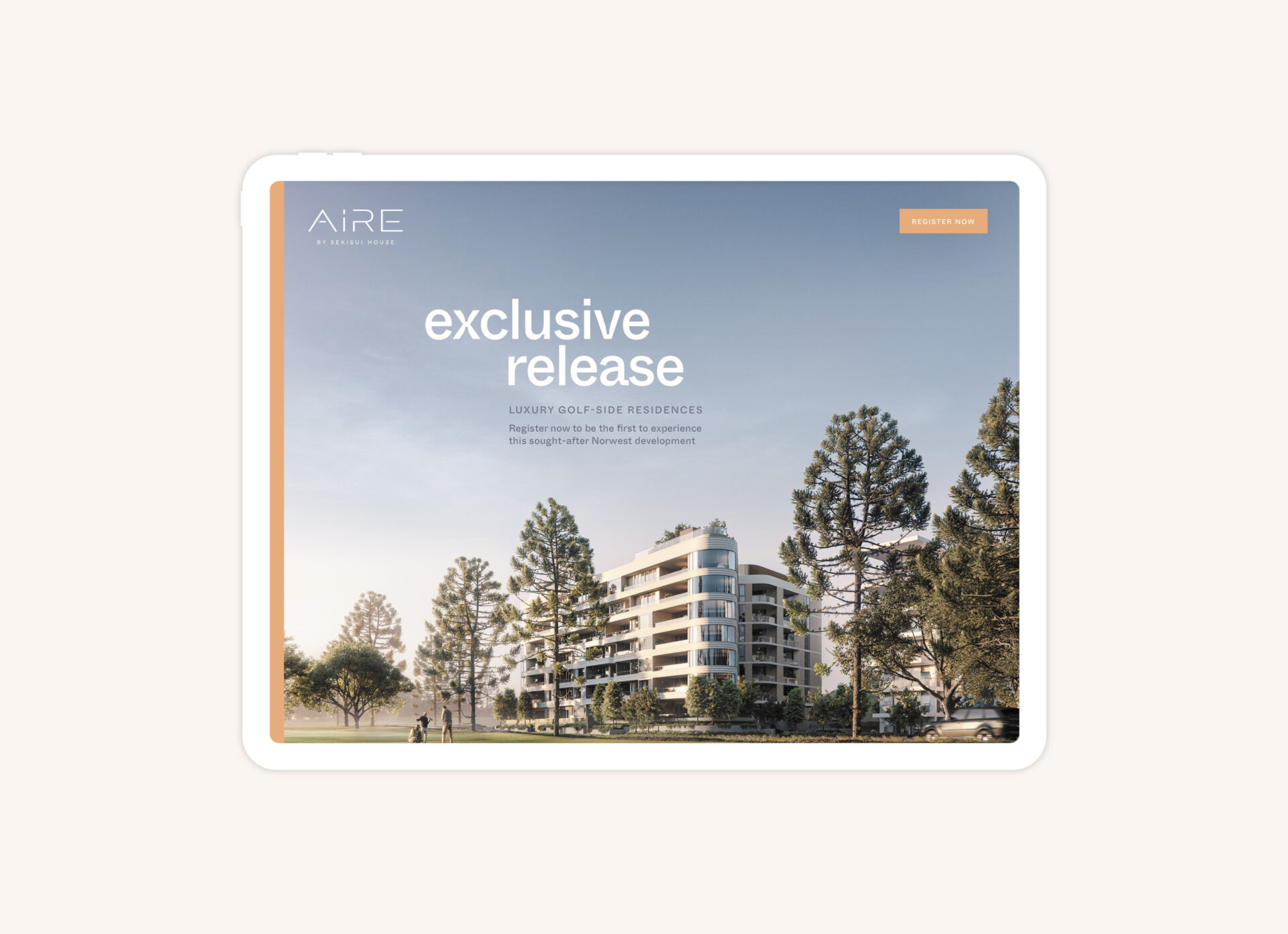 Aire Website