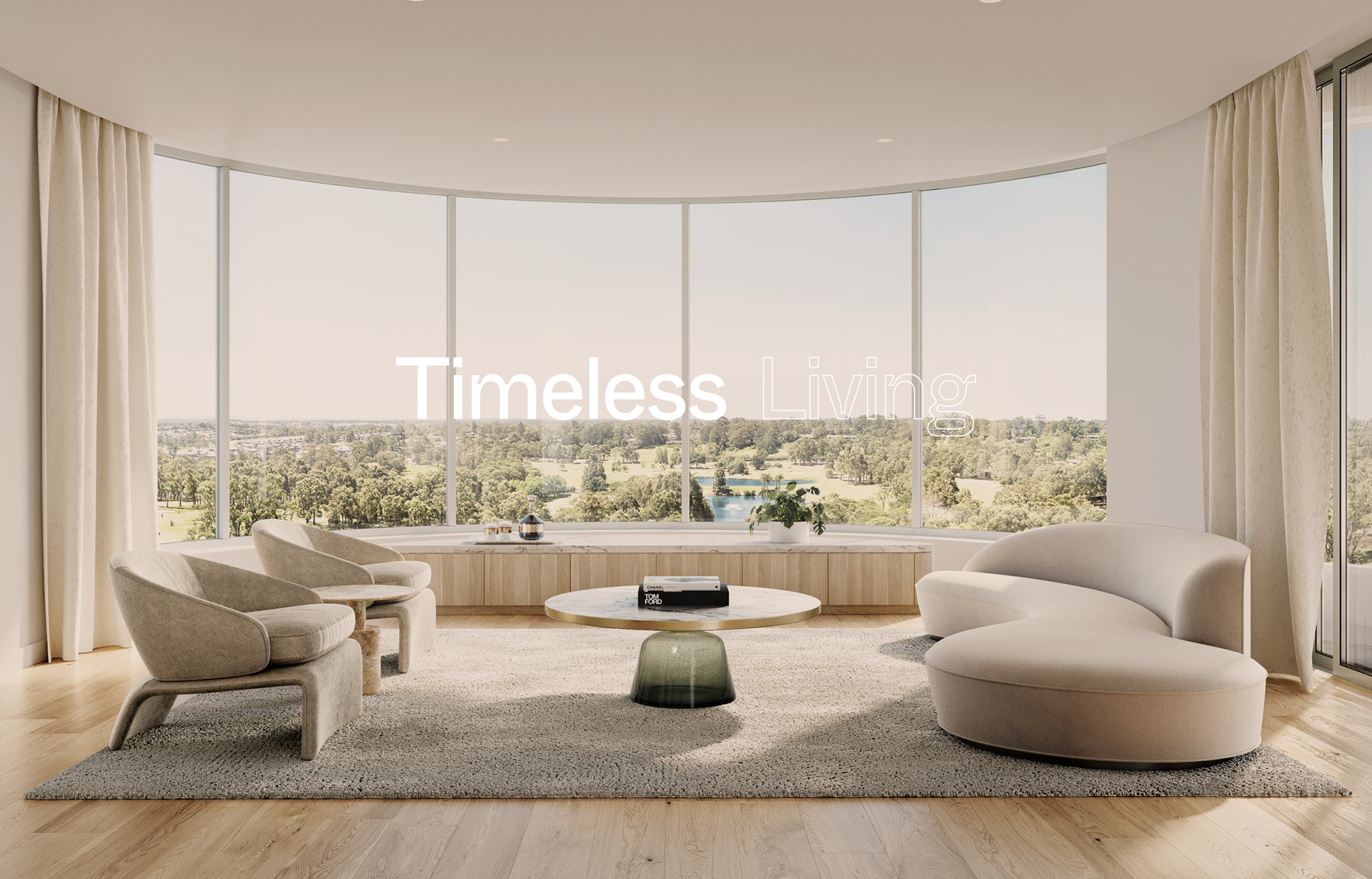 Aire Positioning Timeless Living